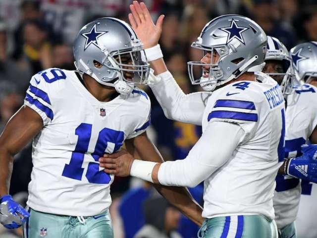 Dallas Cowboys Now Turn to Dak Prescott and Amari Cooper After Ezekiel Elliott Deal