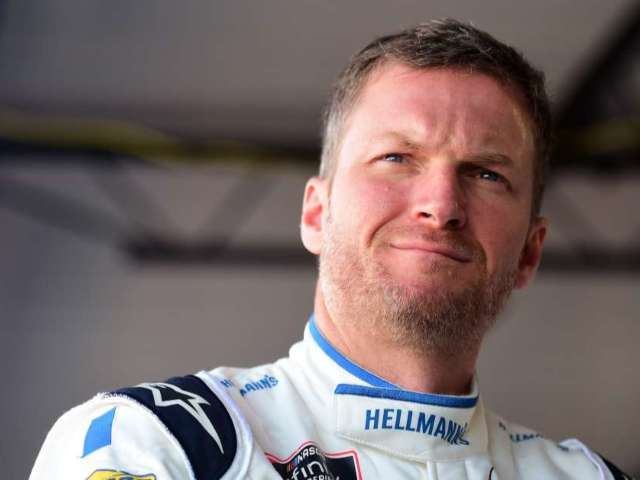 Dale Earnhardt Jr. Pays Tribute to Father With Throwback Photo on Instagram