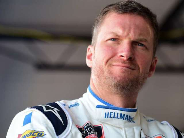 Why Dale Earnhardt Jr. Volunteered to Take a 7-Figure Pay Cut