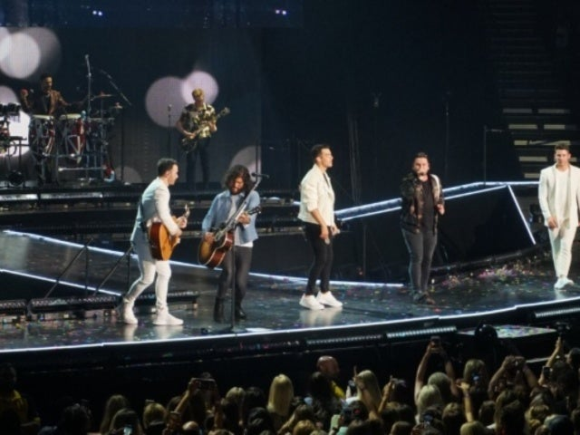 Dan + Shay Join Jonas Brothers in Nashville for 'Tequila'