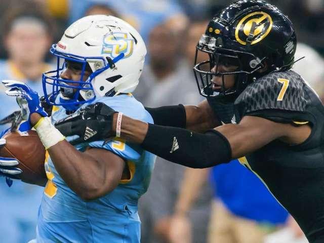 Grambling State Football Player Suffers Gruesome Injury Against Louisiana Tech