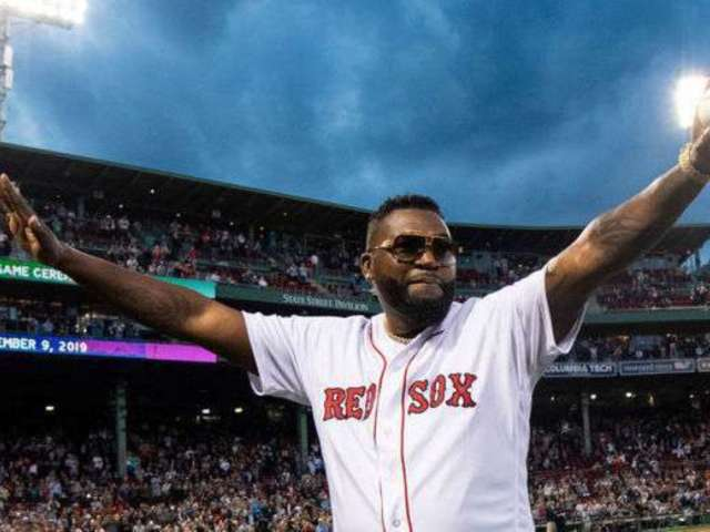 David Ortiz Breaks Silence Since Shooting: 'I Almost Died'