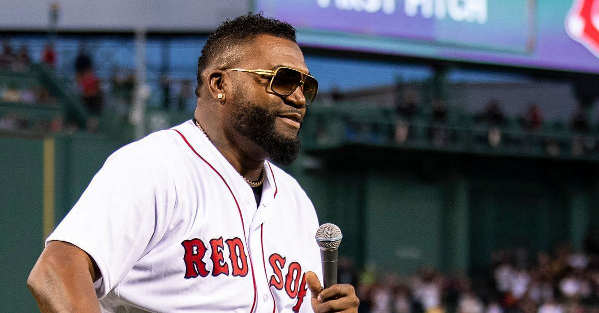 David Ortiz Twitter return message fans