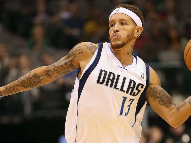 Fans See Homeless Delonte West, Call for Mark Cuban's Assistance