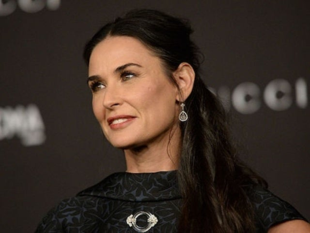 Demi Moore Admits to Cheating on First Husband the Night Before Their Wedding