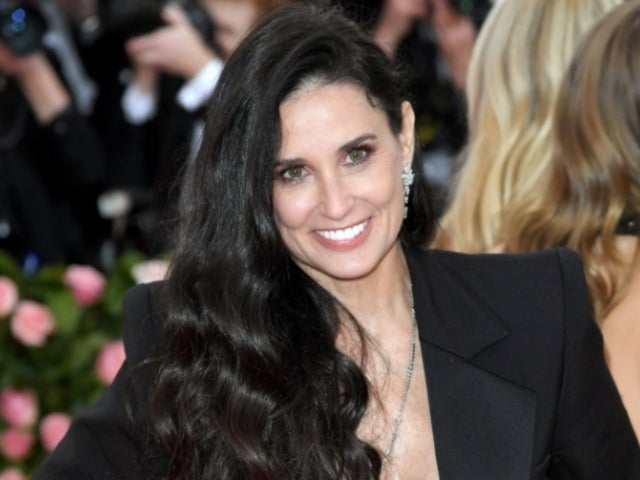 Demi Moore Poses Nude for 'Harper's Bazaar' and Talks Past Drug Abuse