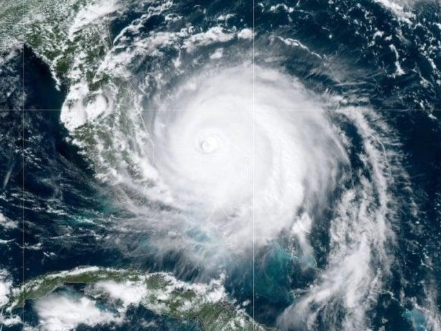 Hurricane Dorian: Video Captures Crane Toppling as Storm Makes Landfall in Canada