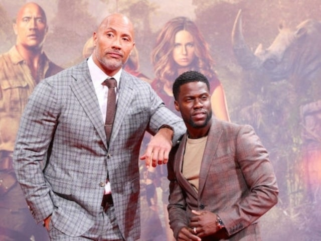 Dwayne 'The Rock' Johnson's Kevin Hart Health Update Has Twitter Reacting Big Time