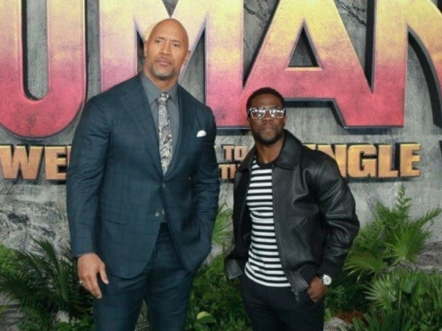 Dwayne 'The Rock' Johnson Gives Shoutout to Kevin Hart Amid 'Coolest Dad' Honor, and Fans Can't Get Enough