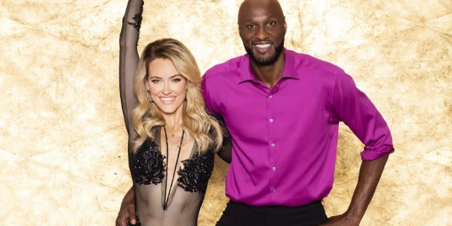 'Dancing With the Stars' Fans Floored After Lamar Odom