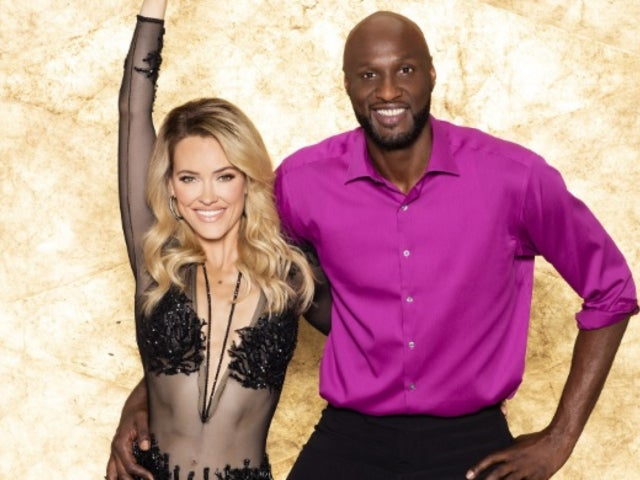 'DWTS' Costars Speak out About Lamar Odom's Engagement News