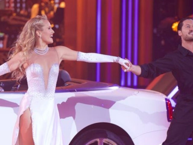 Sailor Brinkley-Cook Posts 'DWTS' Action Photo After Premiere, Taking Mom Christie's Place