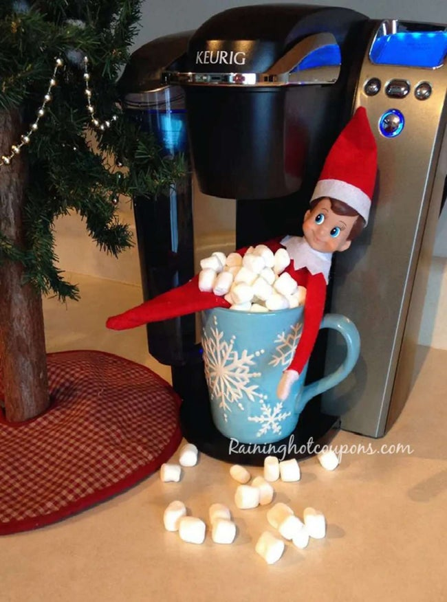 Elf-Hot-chocolate