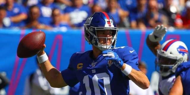 Eli Manning benched Daniel Jones reaction