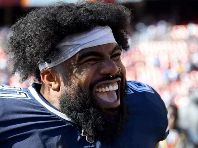 Dallas Cowboys Star RB Ezekiel Elliott Posts '3rd Feast' Gameday Video That's Got Fans Hyped