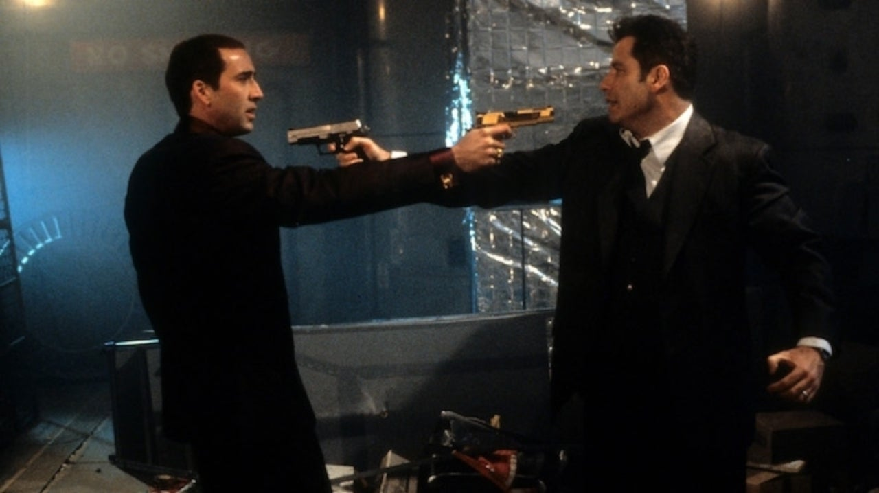 Face/Off' Reboot in the Works, John Travolta and Nicolas