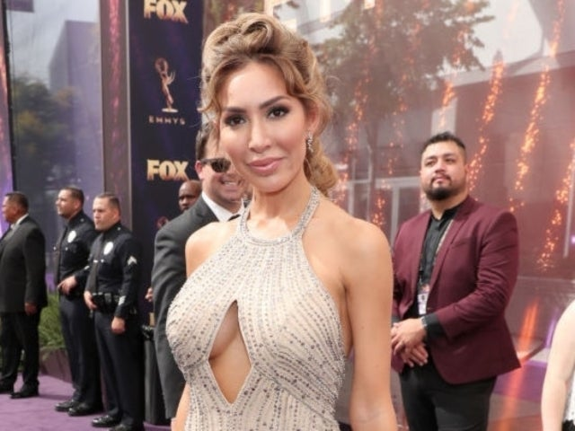 Emmys 2019: 'Teen Mom' Farrah Abraham Poses With Amazon Head Jeff Bezos, Asks for 'Deal' With Her 'Biopic'