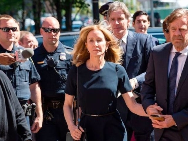 Felicity Huffman Spotted for First Time Since Receiving Prison Sentence