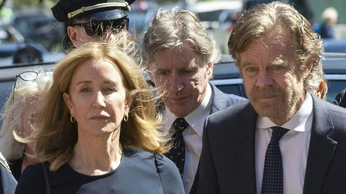 felicity huffman sentencing getty images