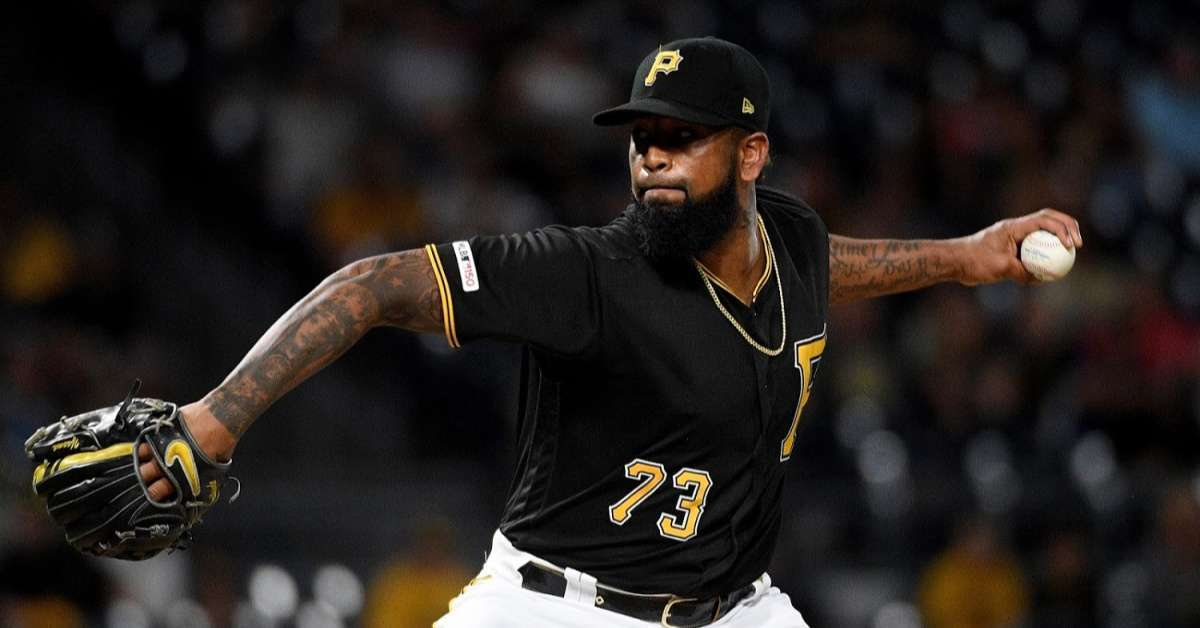 Felipe Vazquez arrested pornography child solicitation