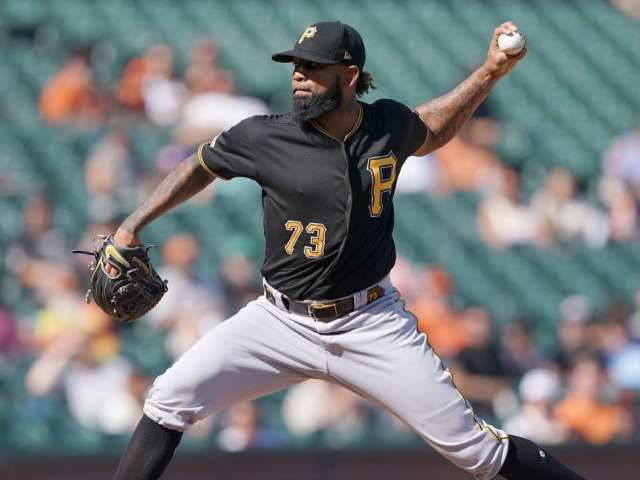 Pirates Pitcher Felipe Vazquez to Remain in Jail on Sexual Assault Charges, Bond Denied