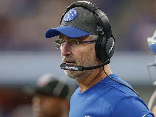 Colts Coach Frank Reich Reacts to Vontaze Burfict Suspension