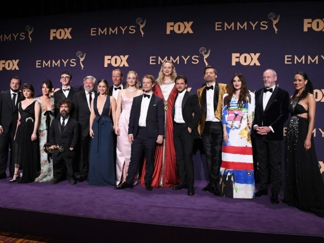 'Game of Thrones' Fans Spots Major Person Missing From Emmys Stage During Show's Best Drama Win, Twitter Freaks