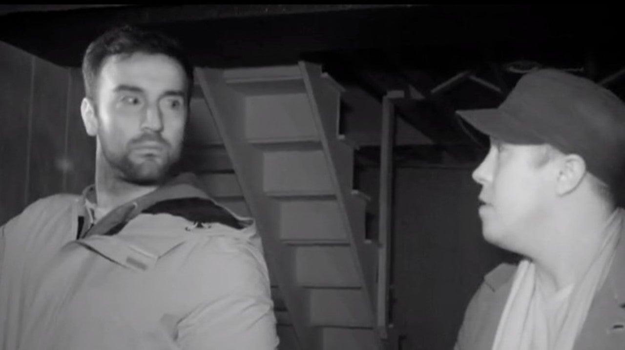 Ghost Hunters' Star Mustafa Gatollari Breaks Down Grant