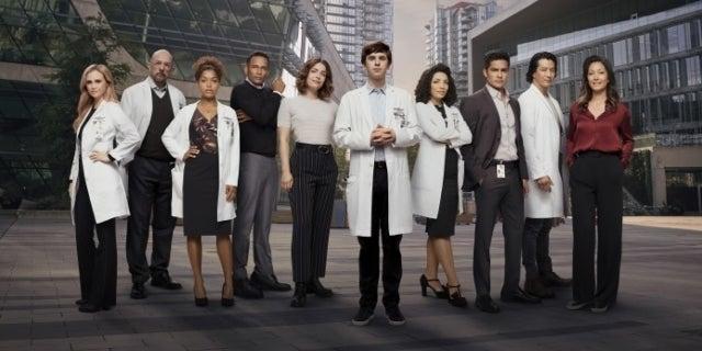good doctor cast season 3 photo abc