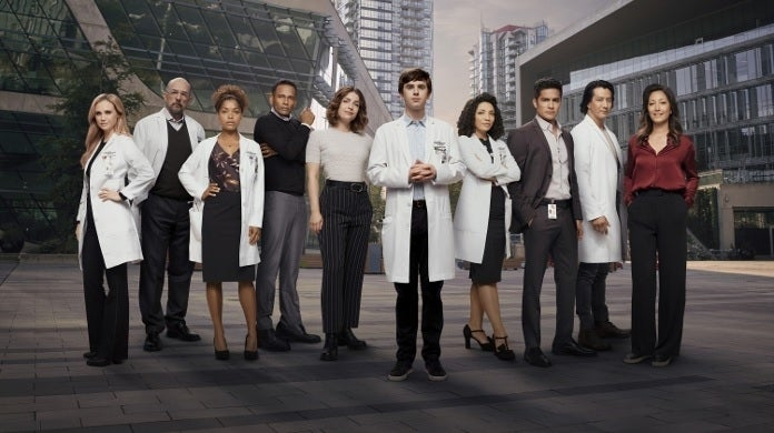 good doctor cast season 3 photo abc