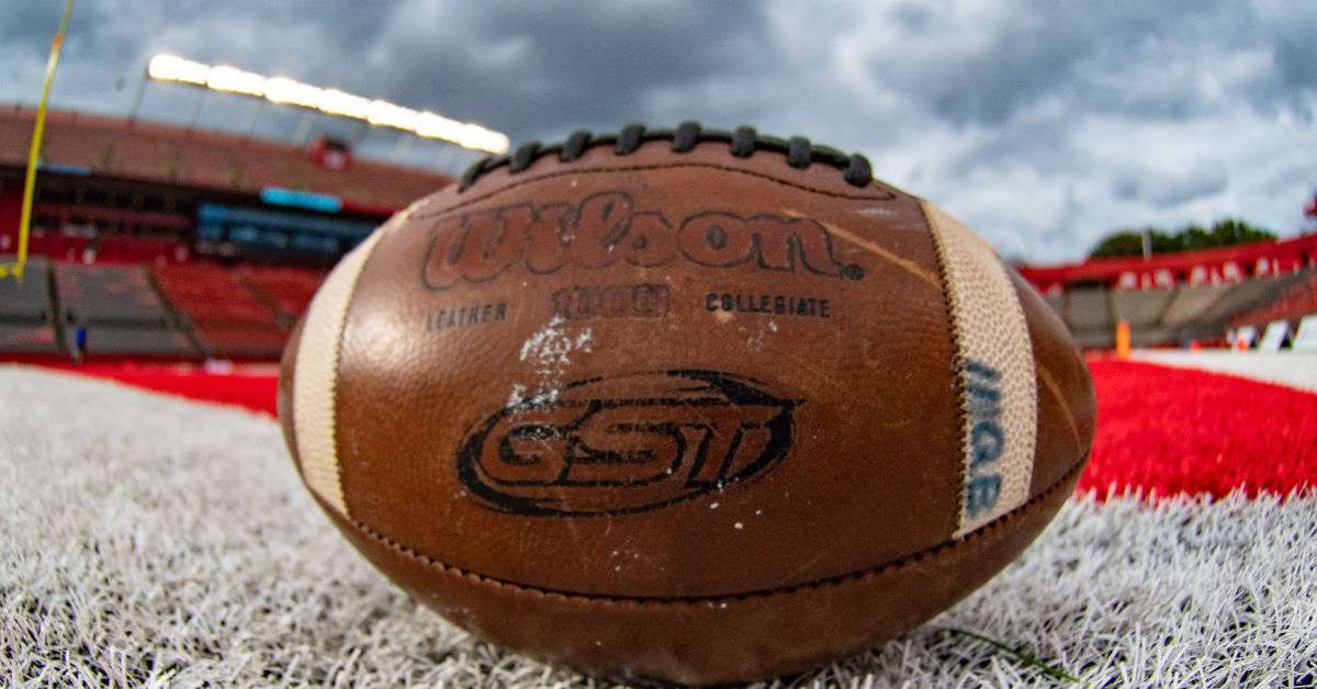 high school football player cerebal palsy 80 yard touchdown missouri video