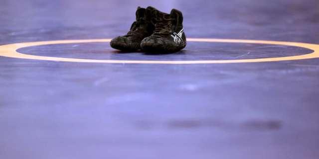 High School wrestling referee suspended two seasons cut dreadlocks