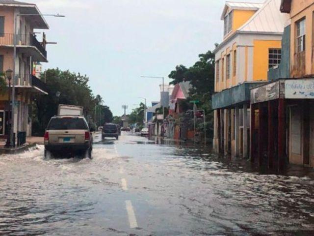 Hurricane Dorian: Bahamas Fisherman Breaks Down After Helplessly Watching Wife Drown