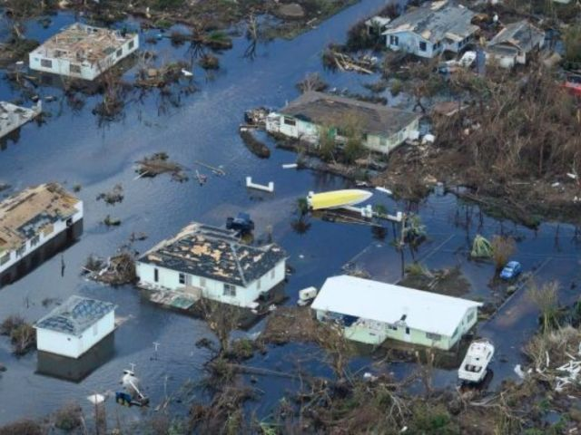 Hurricane Dorian Death Toll in the Bahamas Rises to 20