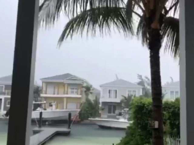 Tropical Storm Fernand Forms in Gulf of Mexico as Hurricane Dorian Nears US