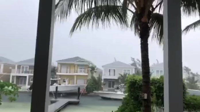 hurricane-dorian-bahamas-Getty-Images
