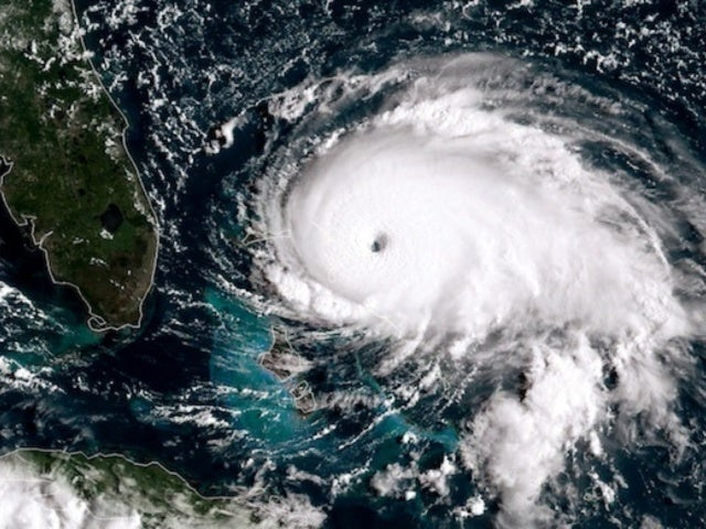Hurricane Dorian: Before-and-After Satellite Images Show Large Area of Bahamas Under Water