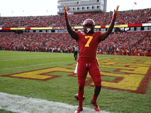 Iowa State Fan Donates $11K in Beer Money to Children's Hospital