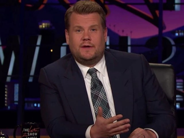 James Corden Calls out Bill Maher's Fat Shaming Comments, and Fans Are Applauding