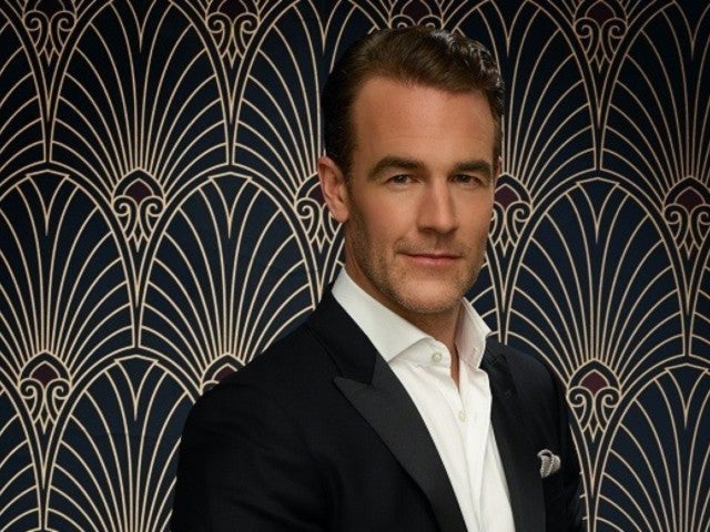 'DWTS' Celeb James Van Der Beek Has Fans Cheering With Video Shaving 5-Year-Old Daughter's Head
