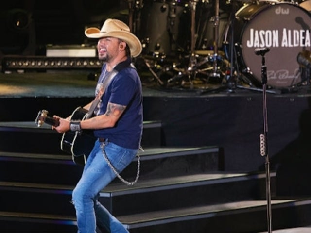 Watch Jason Aldean's Children Jam out to 'Old Town Road'