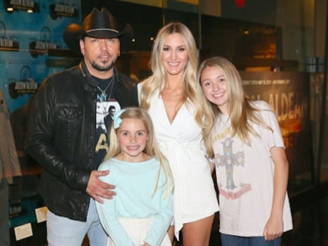 Jason Aldean Says It Is 'Kind of Scary' That Daughter Keeley Wants to Be a Musician
