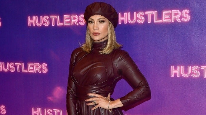 jennifer lopez getty images hustlers