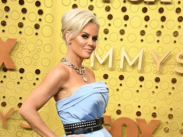 Jenny McCarthy Posts a Photo Passed out on Emmys Red Carpet, Twitter Has Words