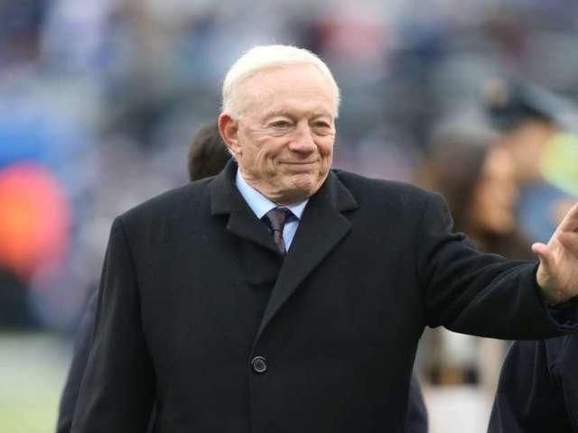 Dallas Cowboys Owner Jerry Jones Breaks Silence on Ezekiel Elliott's New Contract