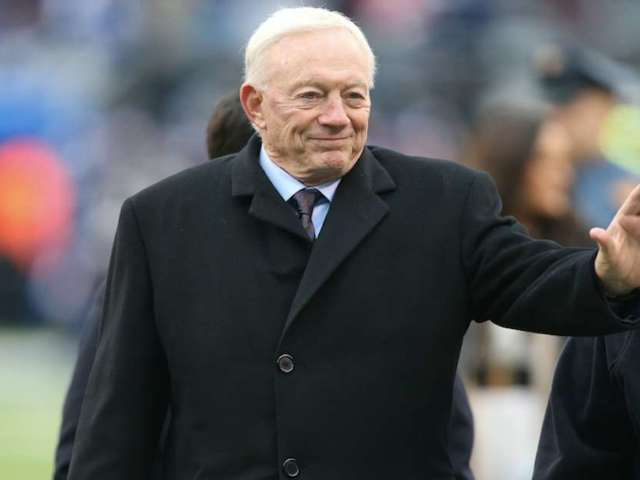 Dallas Cowboys Owner Jerry Jones Spotted on Bourbon Street, and the Footage Is Wild