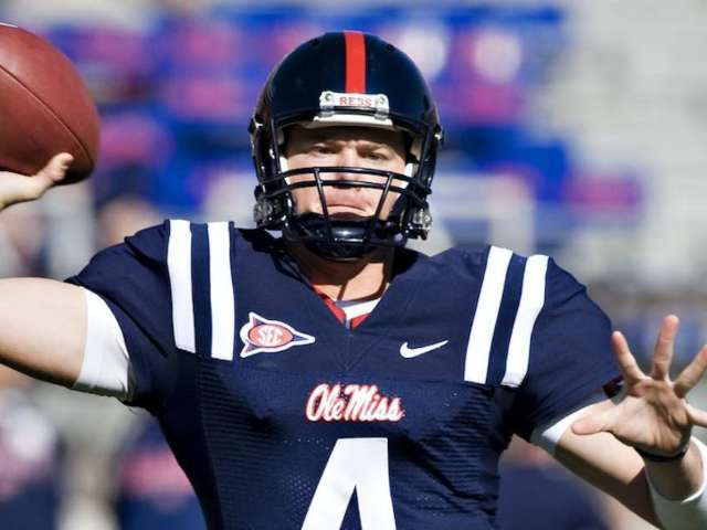 Austin Police Investigating Death of Former Ole Miss, Texas QB Jevan Snead