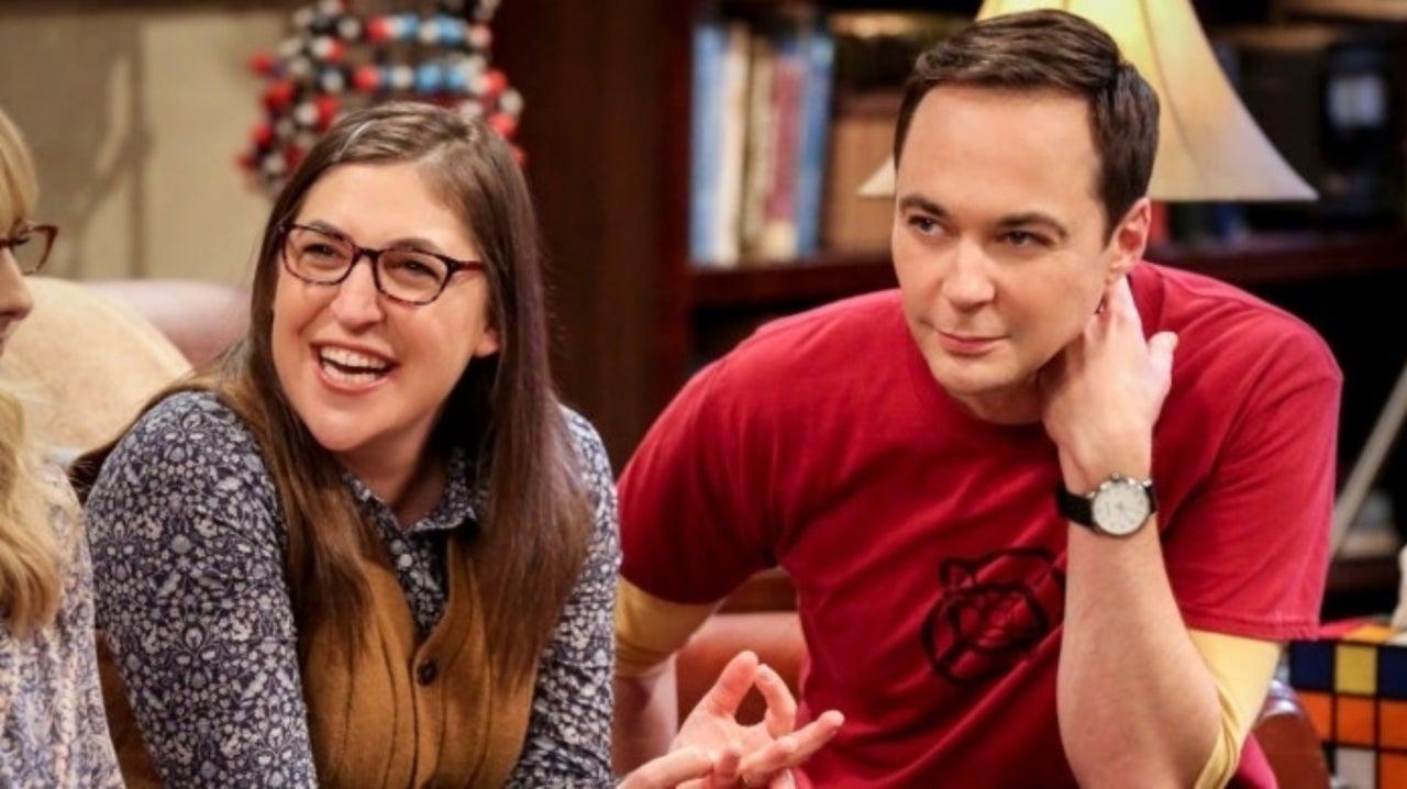 Mayim Bialik Shares Throwback 'Big Bang Theory' Selfie With Jim Parsons.jpg