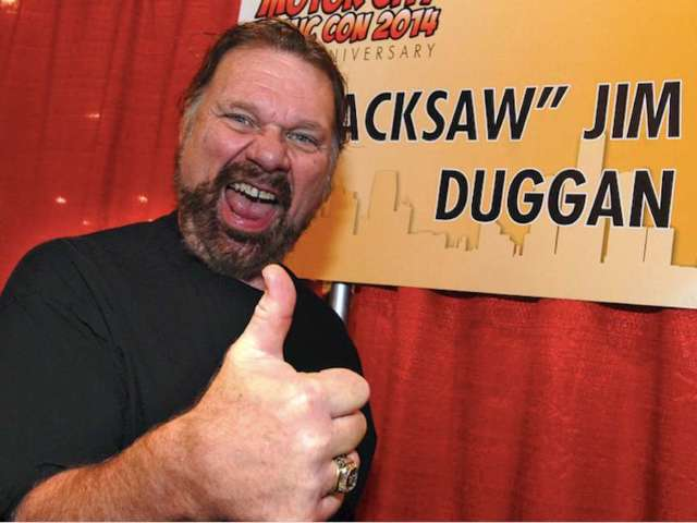 Fans Wish for Hacksaw Jim Duggan's Speedy Recovery