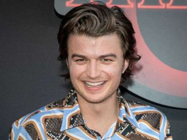 'Stranger Things' Star Joe Keery Cuts Hair and Sends Fans Into Panic